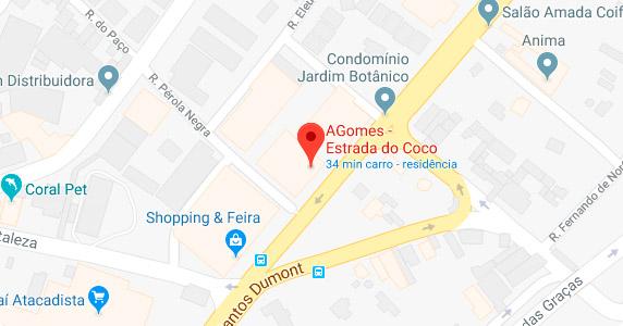 Estrada do Coco