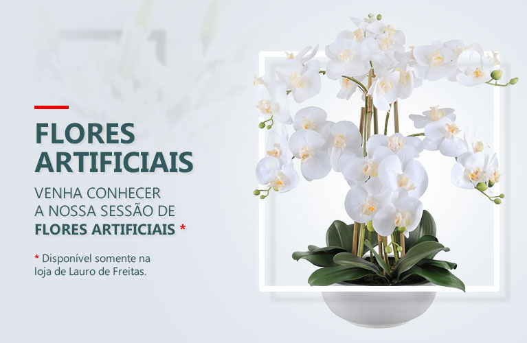 Flores artificiais